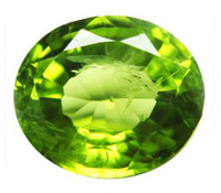 This Month's Birthstone - Peridot